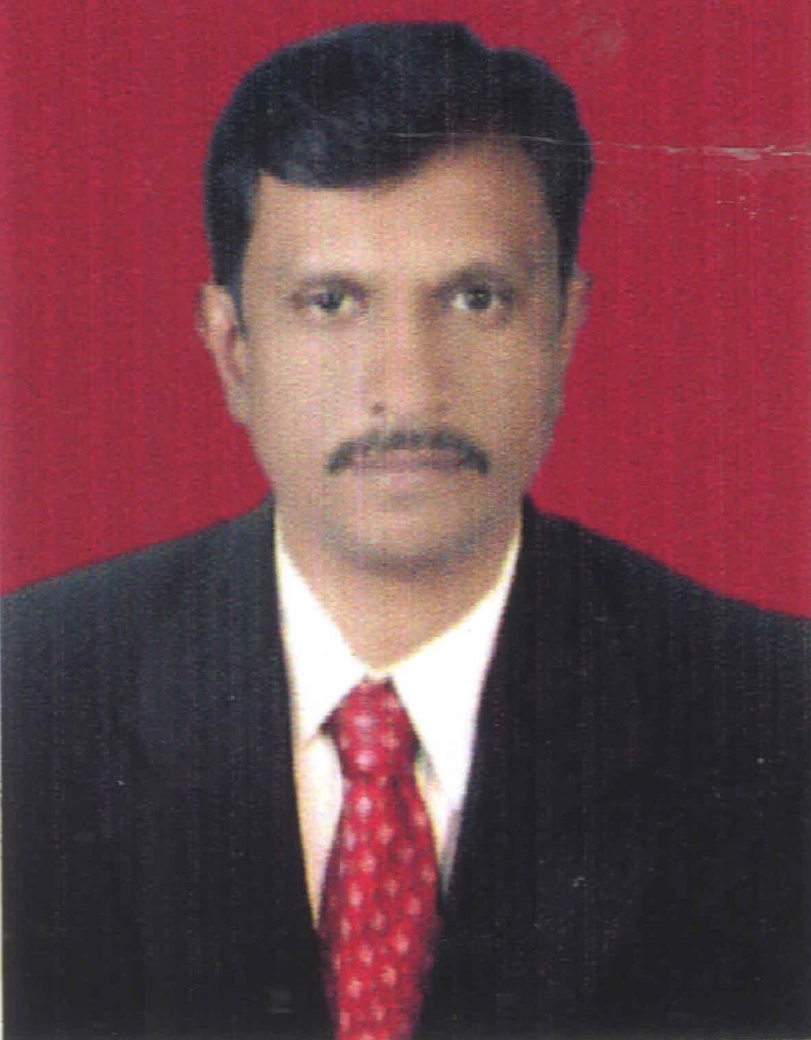 DR. S. R. Jadhao